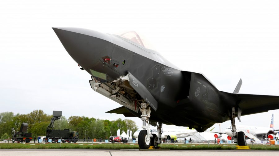 Beijing Sanctions US Defense Manufacturer Lockheed Martin Over Taiwan Arms Sale