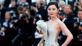 Chinese Actress Fan Bingbing Reappears Nearly a Year After 'Disappearance'