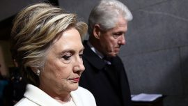 Suspicious Packages Sent to Clintons, Obama Intercepted by Secret Service