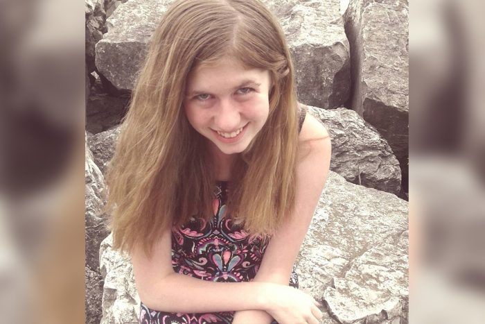 Jayme Closs went missing in Wisconsin