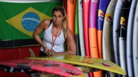 Surfer Sets Record for Largest Wave at Spot She Nearly Died
