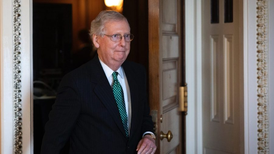 Protesters Outside Senator McConnell's Home Make Death Threats