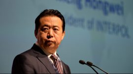 Interpol Ex-chief, Missing in China, Said to Be Connected to Purged Security Czar