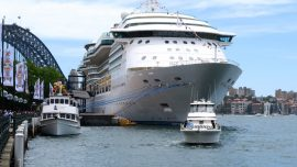 Man Tried to Throw Partner Overboard on Cruise, Charged With Attempted Murder