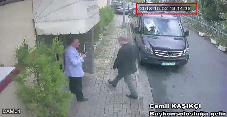 Saudi journalist Jamal consulate
