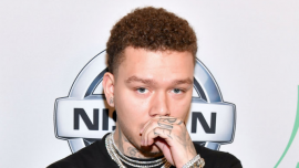 Rapper Phora Wants to Give Fans Shoes, but Ends Up With Stampede