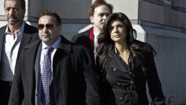 Daughters of 'Real Housewives' Star Joe Giudice Ask Trump to Intervene in Father's Deportation