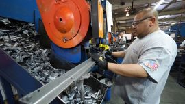 Manufacturing Sector Faces Challenges From Workforce Shortage