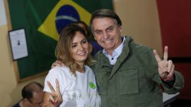 Trump to Welcome Brazil's President to White House