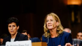 Christine Ford May Have Had Consensual Encounter Similar to Her Kavanaugh Claim