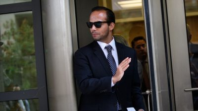 EXCLUSIVE: In Closed-Door Testimony, Papadopoulos Identified Alleged Spy in Trump Campaign