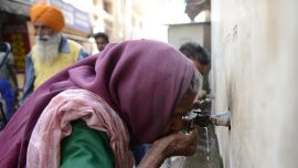 Clean Water Crisis Faces Growing Cities