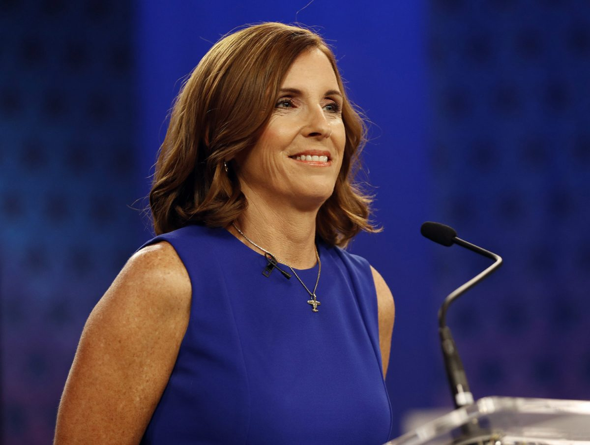martha mcsally in debate