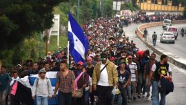 Gang Members, Criminals Are Part of Migrant Caravan, Officials Confirm