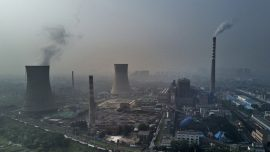 China Building New Coal Plants Equal to Entire US Capacity