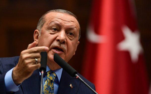 Tayyip Erdogan speaks about Khashoggi investigation