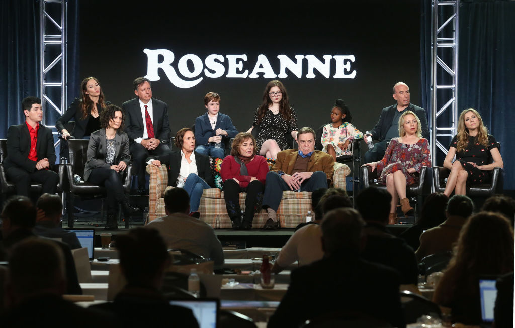 Roseanne Barr Slams ABC in Return to Stand-Up Comedy