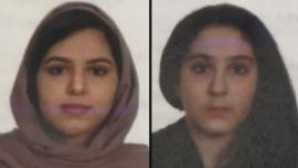 Saudi Sisters Found Dead Bound With Duct Tape in New York Had Applied for Asylum