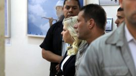 Wife of Israeli Prime Minister Goes on Trial for Fraud