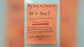 Nurse Fired For Refusing Flu Shot Over Religious Beliefs, Sparking Protests