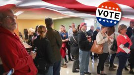 Early Voting Smashes Previous Turnout Records
