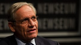 CNN's Lawsuit Against Trump Is Not the Remedy, Watergate Icon Bob Woodward Says