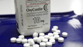 Babies Born in Withdrawal New Complication in Opioid Cases