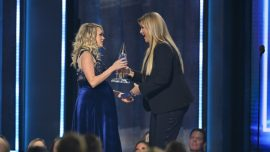 Carrie, Chris, and Keith Steal the Show at the Country Music Awards