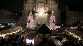 Germany's Oldest Christmas Market Opens