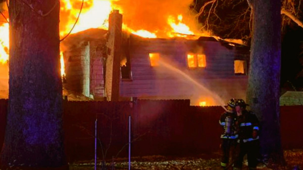 Man Charged in 2010 Arson and Murder of His Wife