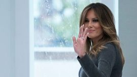 First LadyMelania Trump Committed to Tackling Cyber Bullying Despite Ridicule