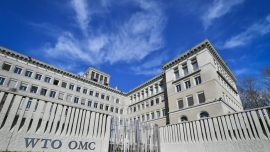 WTO Litigation Begins as US and China Trade Barbs