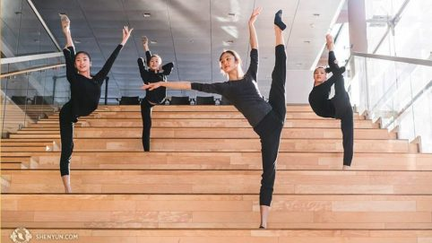 Shen Yun's Rising Stars Present the Athletic Range of Classical Chinese Dance