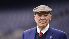 Houston Texans Founder and Owner McNair Dies at 81