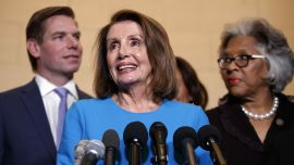 Nancy Pelosi Wins Nomination to Reclaim Role as Speaker of the House