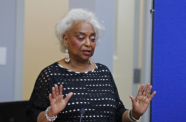 Dr. Brenda Snipes, Broward County Supervisor of Elections