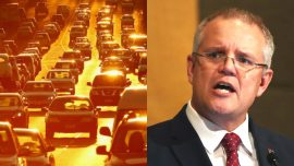 Australian PM Scott Morrison Expects to Cut Migration Intake by 30,000