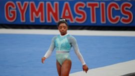 Biles Makes History With Fourth All-Around Gymnastics World Title