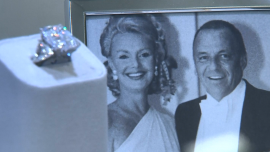 Barbara and Frank Sinatra's Rare Personal Items for Auction