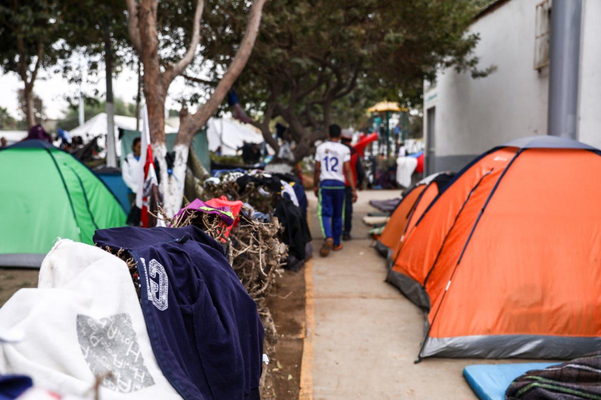 Tijuana calls migrant invasion humanitarian crisis