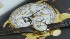 Sotheby's Most Expensive Watch for 2018 Just Sold for $3.88 Million
