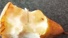 Needle Reported in Pear in Another Food Tampering Incident in Australia
