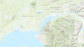 Earthquake Strikes Just North of Anchorage in Alaska, Rocks Buildings