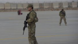 Three American Soldiers Killed in Afghanistan by Roadside Bomb