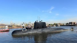 Argentine Navy Submarine Found a Year After Disappearing, All 44 Aboard Dead