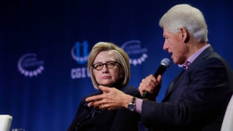 New Reports Reveal Donations to Clinton Foundation Dropped by Almost 58 Percent After Election Loss