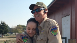 'A Different World': California Sheriff's Deputy Sees Color for the First Time