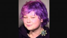 Video Shows Antifa Member Hannah McClintock Spitting on, Punching Protesters Before Arrest