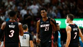 Thief Stole $50,000 Rifle From Miami Heat Center Hassan Whiteside
