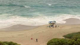Illegal Aliens, Including Chinese Nationals, Arrested After Landing on California Beach